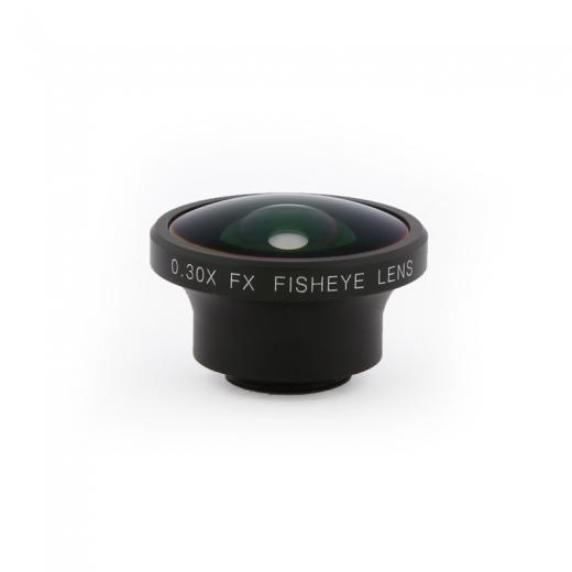 FX160 S, FISHEYE LENS